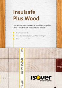 Isover - Insulsafe Plus Wood